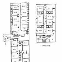Floor Plans - Main Building