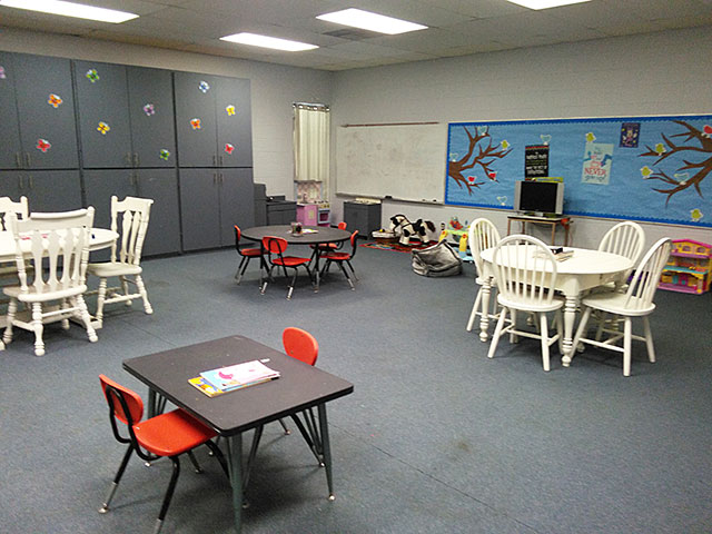 Day-Care-Room